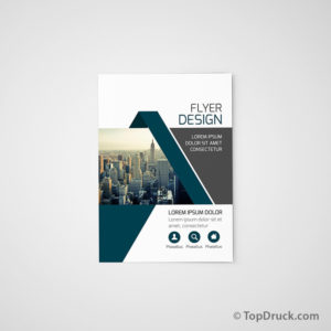 Big City Flyer Design drucken