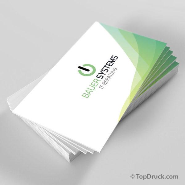 IT-Beratung Visitenkarte
